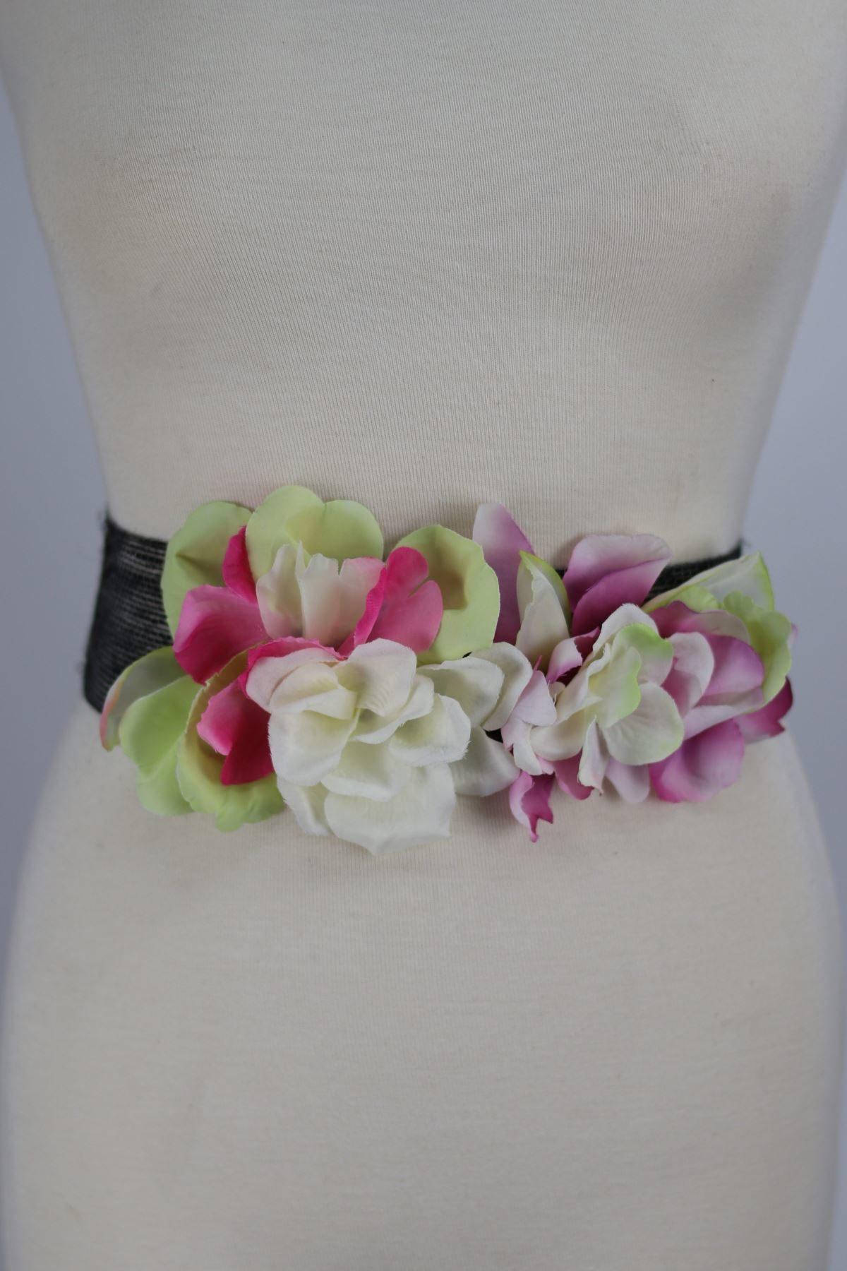cinturon azalea para vestidos estampados de fiesta