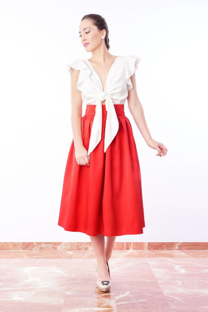 ebd208b43 Faldas de fiesta para bodas