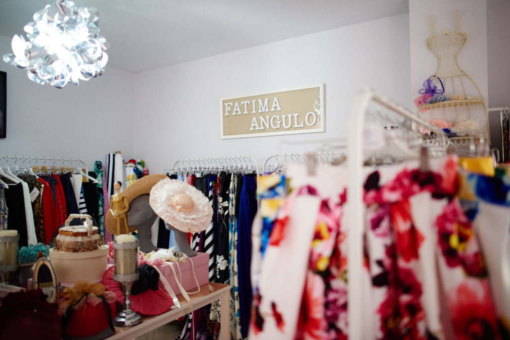 Atelier de Fatima Angulo