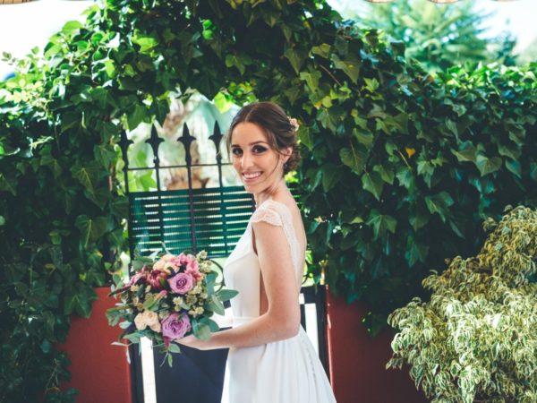 vestido de novia para Lidia