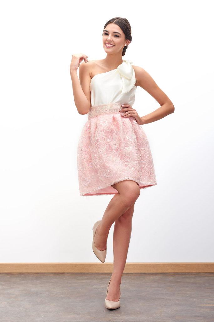 blusa de diseño exclusivo de fatima angulo